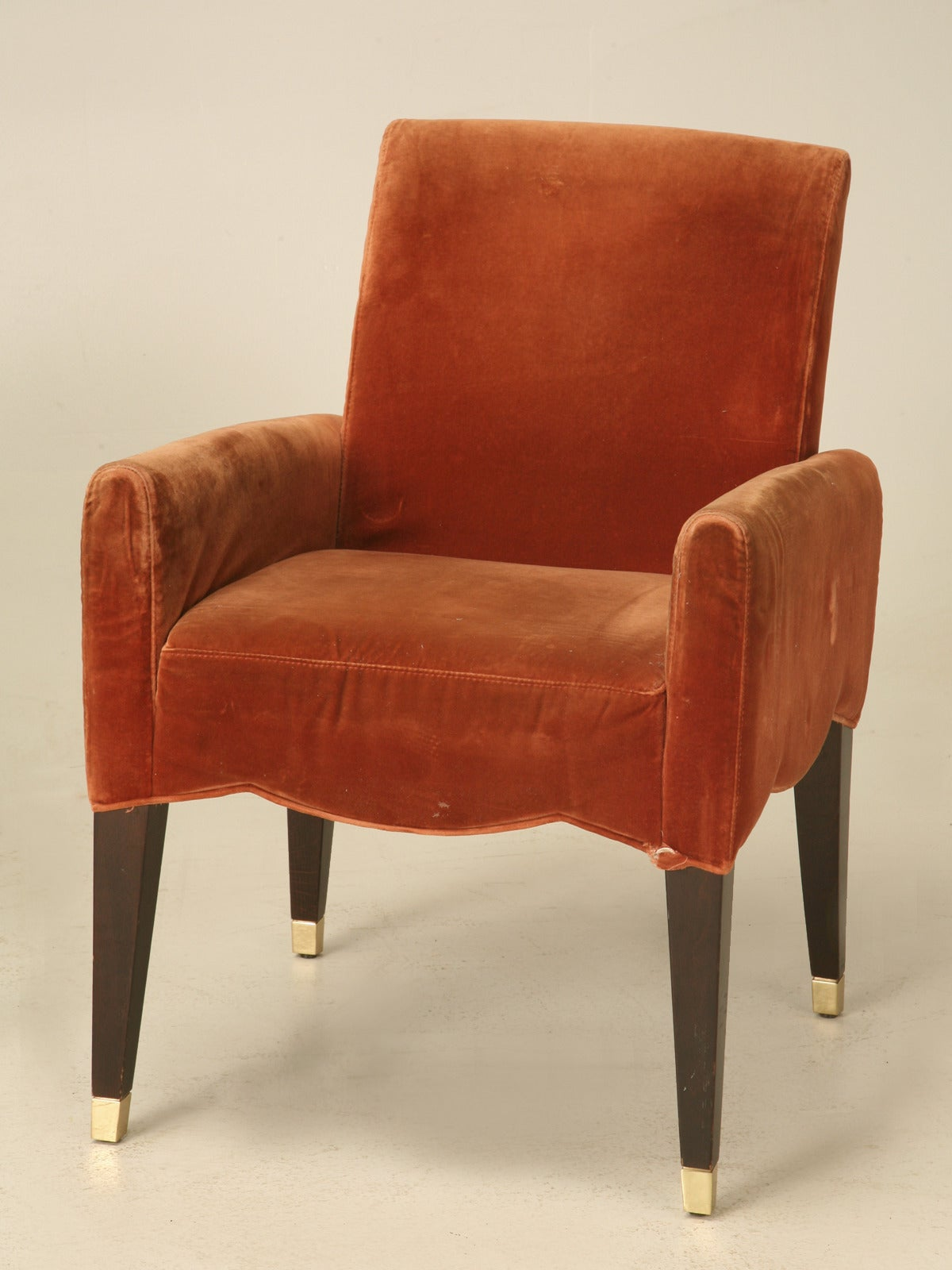 Late 20th Century Olivier Gagnere's Cafe Marly Set of Four Armchairs For Sale