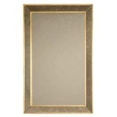 Vivacious Vintage Venetian Smoky Mirror Framed Mirror