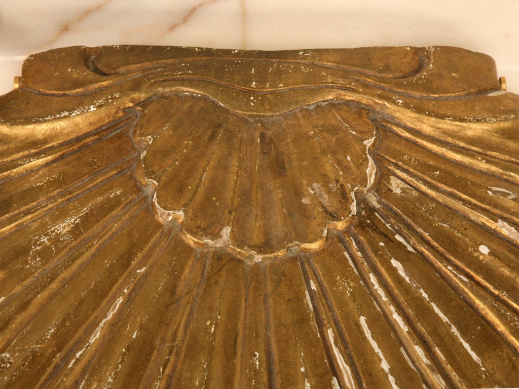 Vintage Sherle Wagner Luxury Carved Marble Toilet Cover (1 of 3) 1