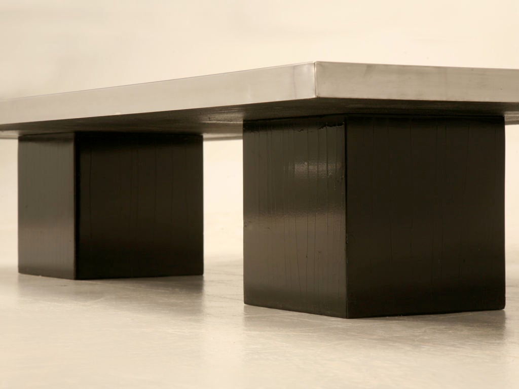 Groovy Ultra Modern French 39 60 39 S Coffee Table At 1stdibs