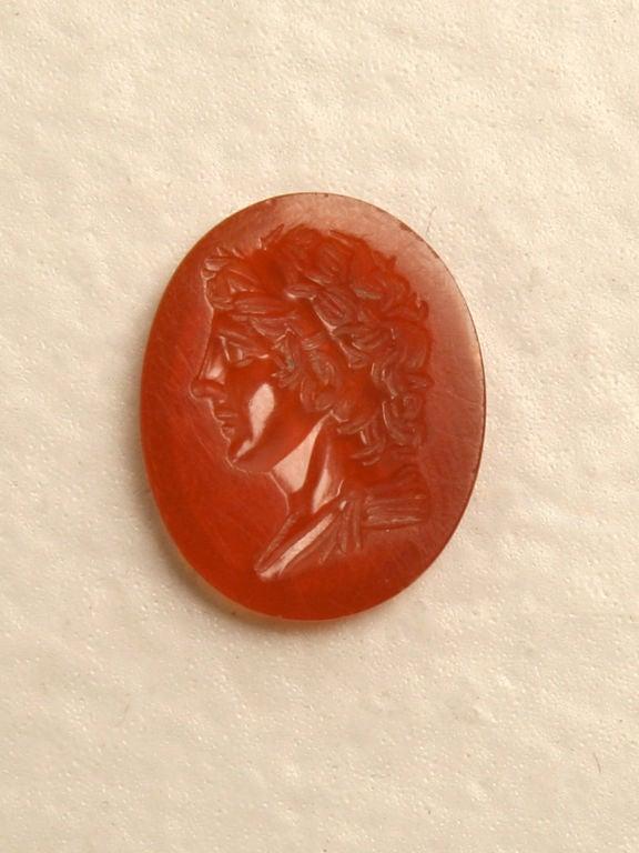 Original Antique 2nd Century Ad Roman Carved Stone