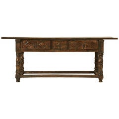 Antique Spanish Colonial Table
