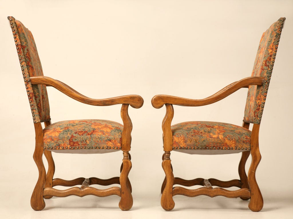 Set of 8 Vintage French Os de Mouton Dining Chairs 2 w  : 824313204181278 from www.1stdibs.com size 1024 x 768 jpeg 82kB