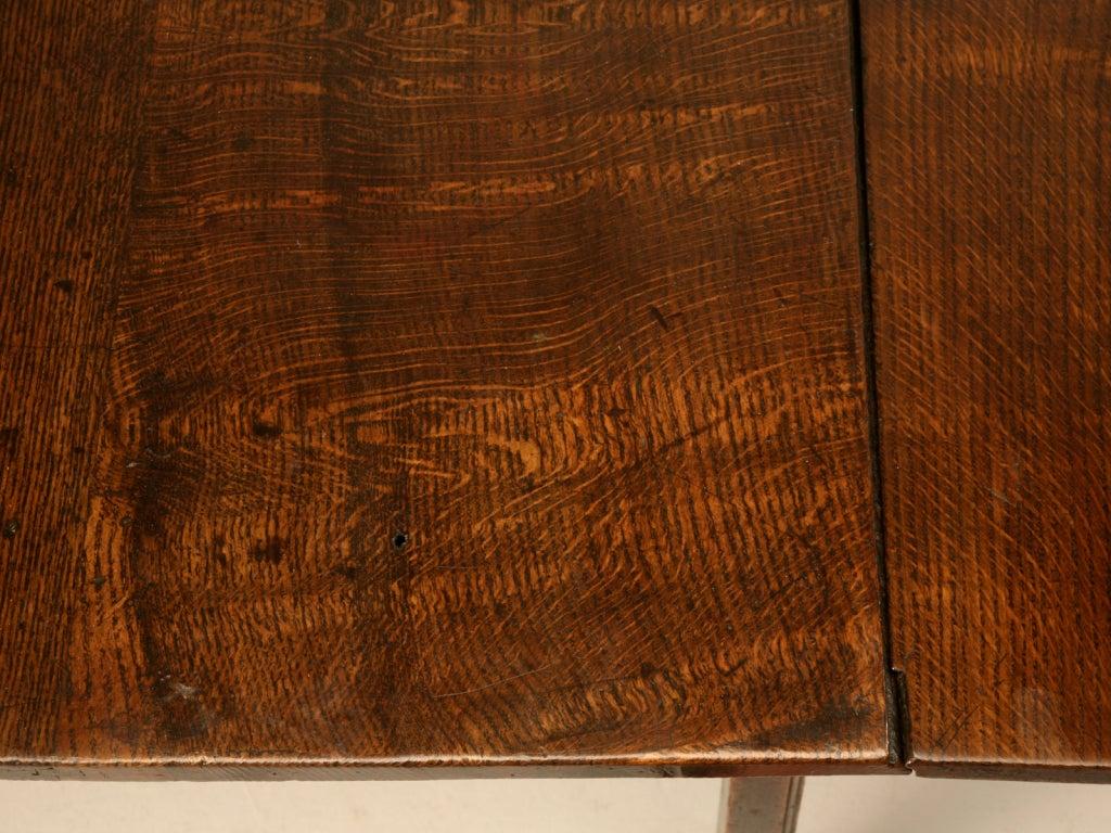 Spectacular Rustic And Primitive Antq English Oak Gate
