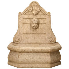 Reproduction French Style Fountain