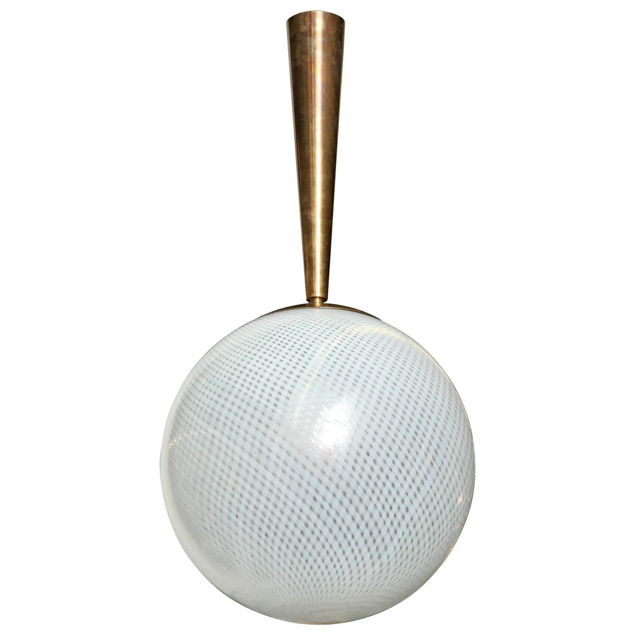 Pendent Light Designed by Carlo Scarpa 1