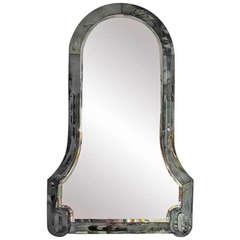 Vintage Art Deco Mirror At 1stdibs