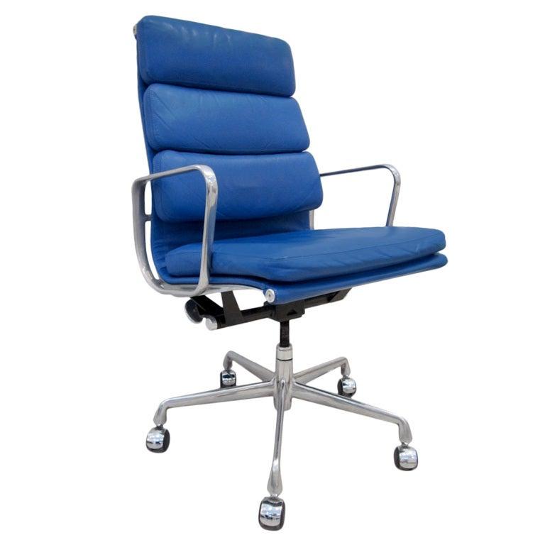 eames soft pad desk chair herman miller at 1stdibs