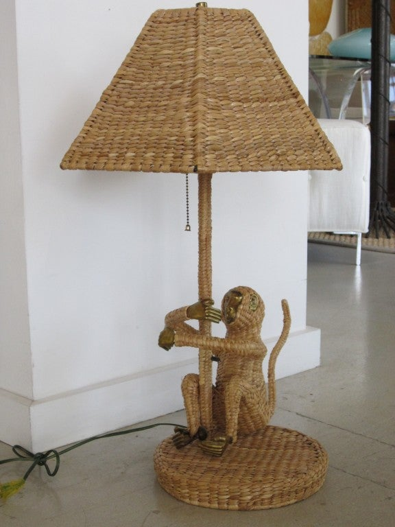 Monkey Lamp by Mario Lopez Torres 10