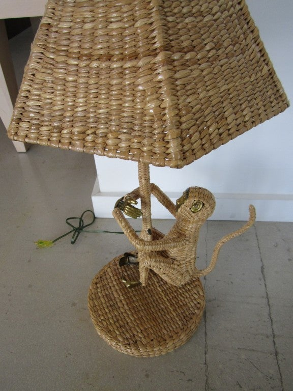 Monkey Lamp by Mario Lopez Torres 8