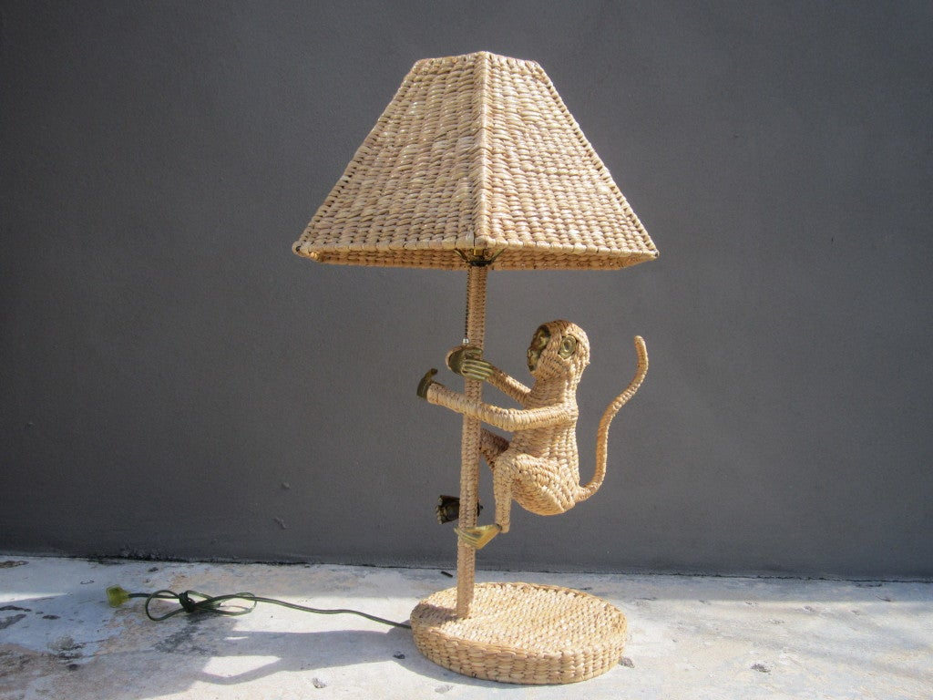 Monkey Lamp by Mario Lopez Torres 2