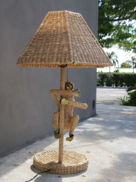Monkey Lamp by Mario Lopez Torres 3