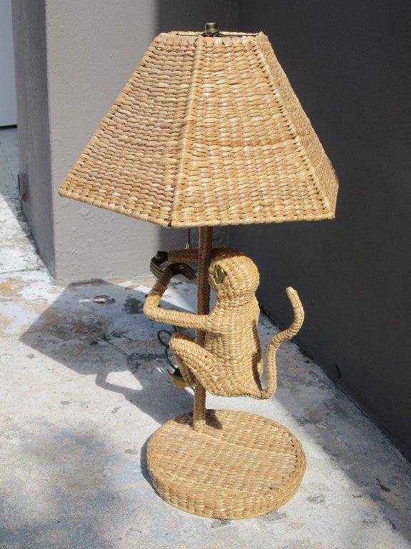 Monkey Lamp by Mario Lopez Torres 4