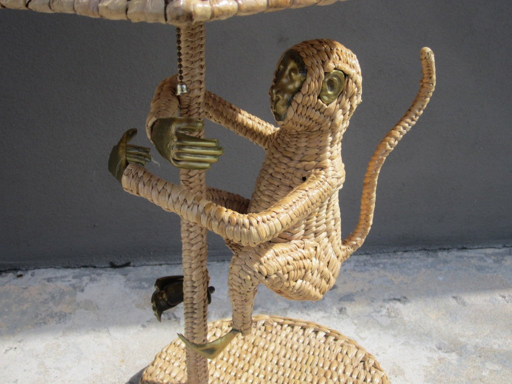 Monkey Lamp by Mario Lopez Torres 5