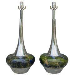 Pair of Mid-Century Modern Laurel Lamps
