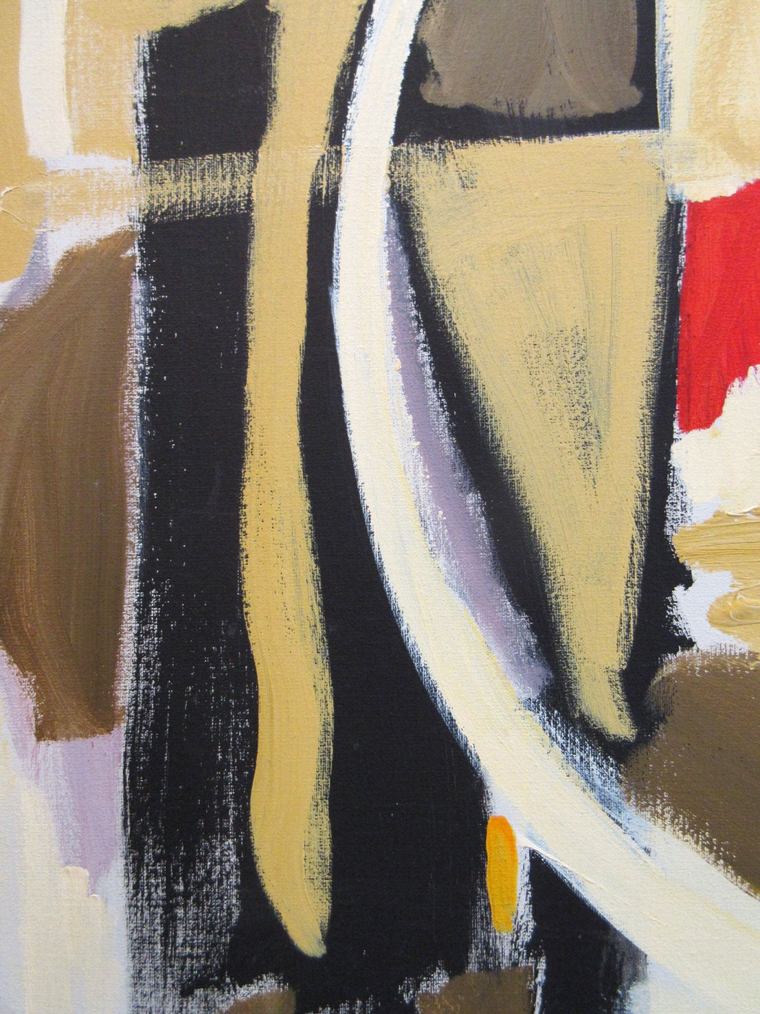 Mid Century Modern Abstract Color Field Painting At 1stdibs