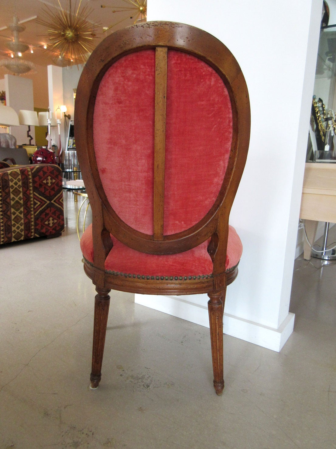 Set Of 12 20th Century Louis XVI Style Dining Room Chairs At 1stdibs