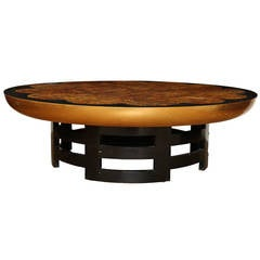 "A 1950's Kittinger ""Lotus"" Coffee Table"