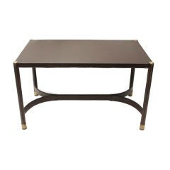 French Rectangular Table Designed by Jacques Adnet