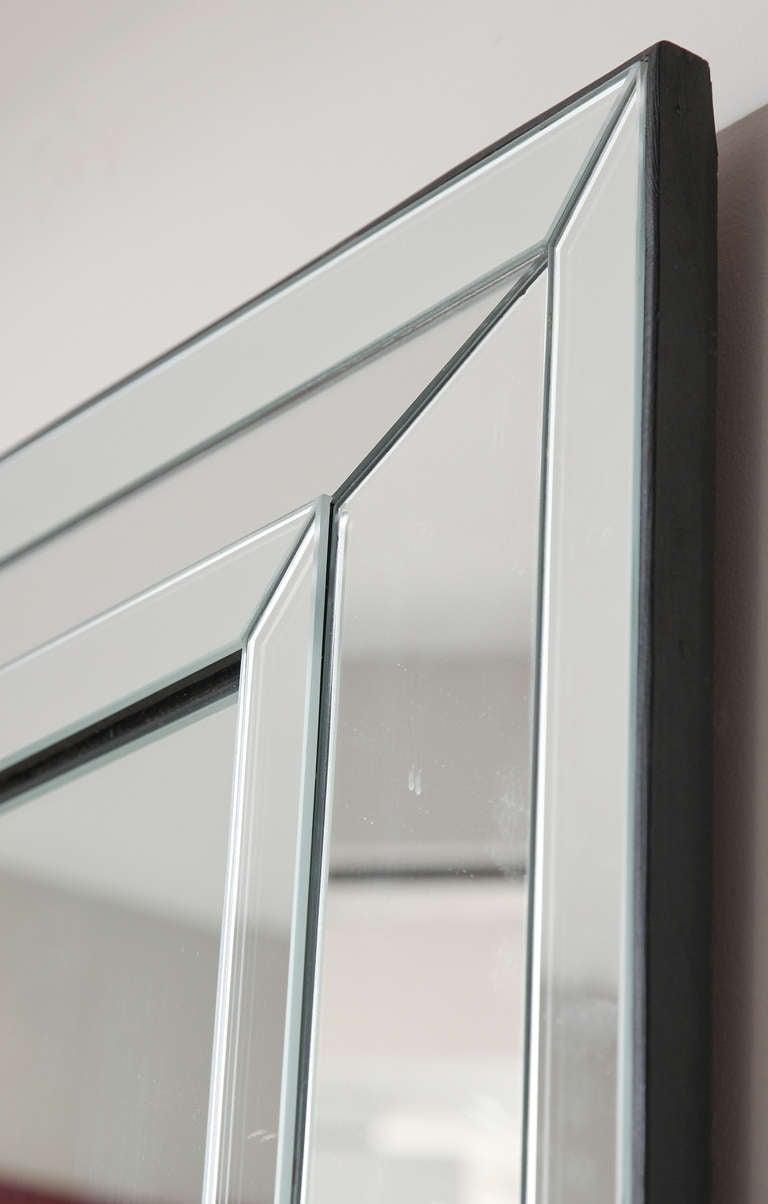 A Contemporary Design Mirror For Sale 1