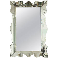 Large-Scale Rectangular American Mirror