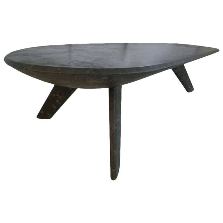 "William ""Billy"" Haines Leather Wrapped Cocktail Table For Sale"