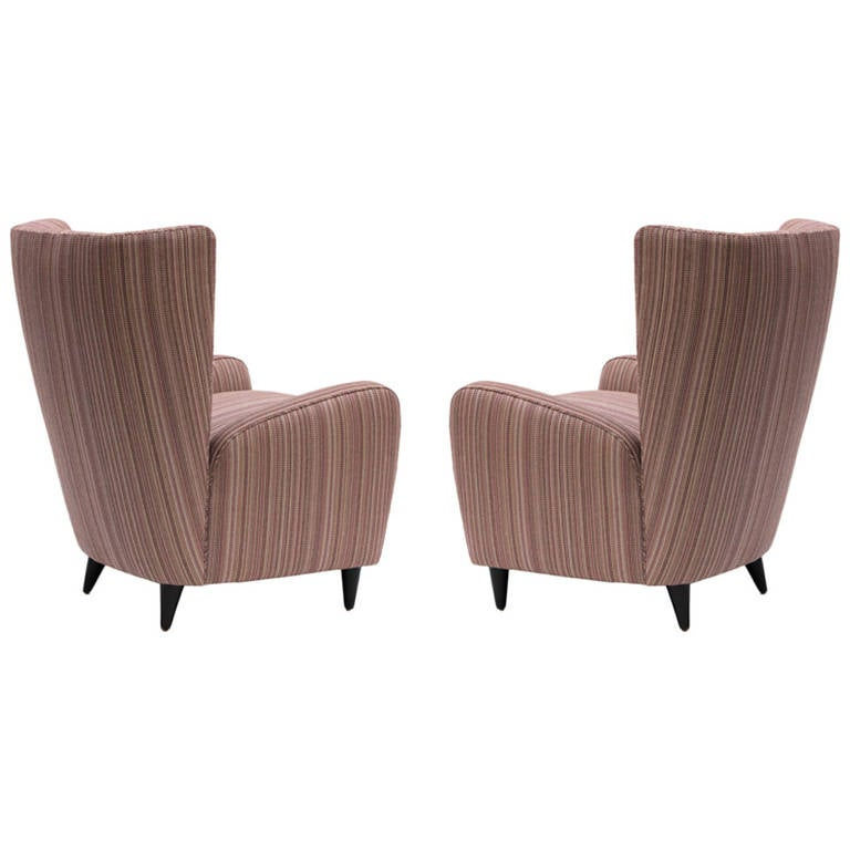 Pair of Paolo Buffa Chairs 1