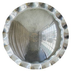 Downtown Classics Collection Laurel Convex Mirror