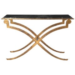 Downtown Classics Collection Equis Console