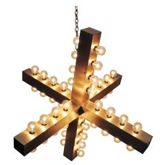 Downtown Classics Collection Intersection Chandelier