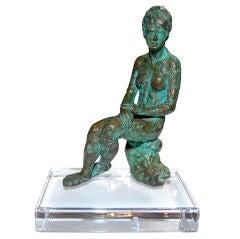 Bronze Nude Women Sculpture