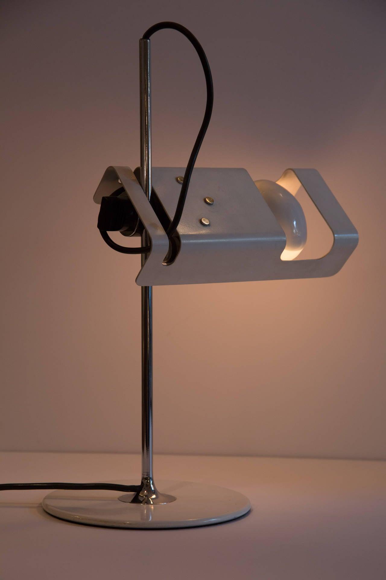 joe colombo spider lamp for o luce for sale at 1stdibs. Black Bedroom Furniture Sets. Home Design Ideas