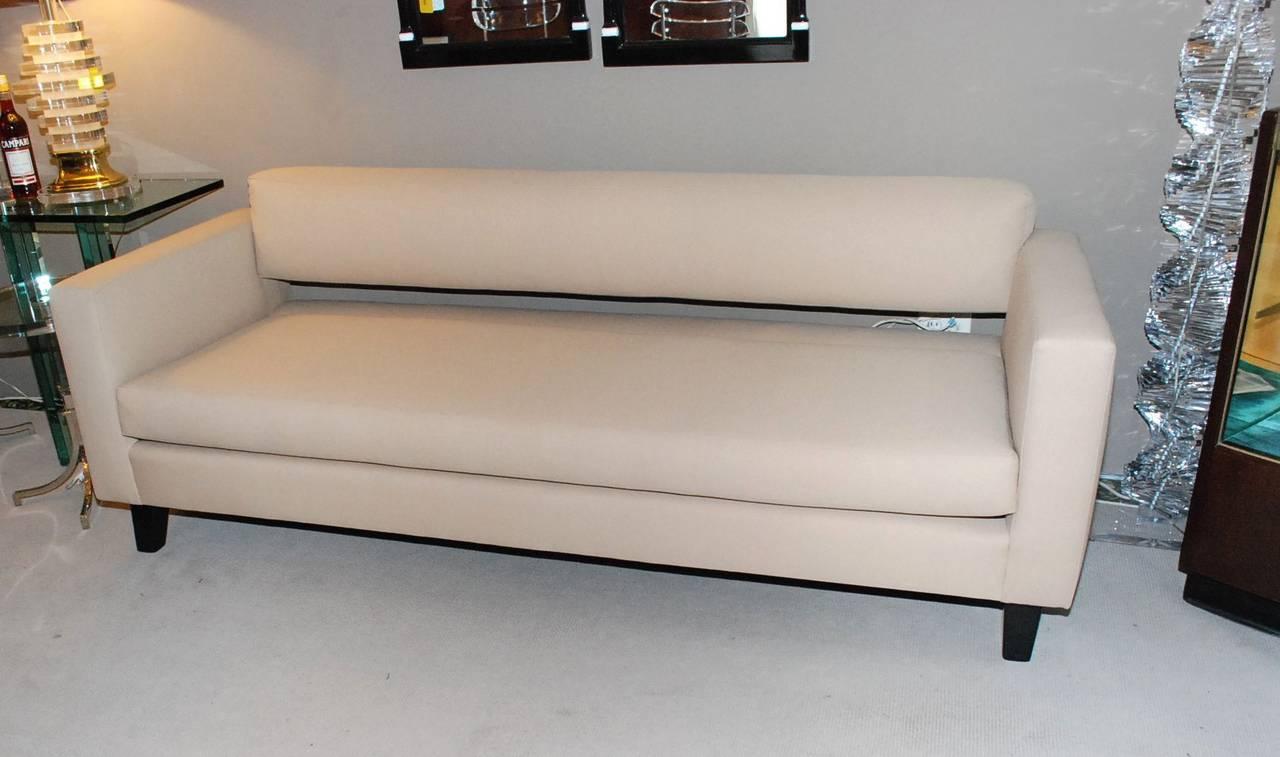 Elegant Models Of Contemporary Sofa Elegant Modern Sofa At 1stdibs