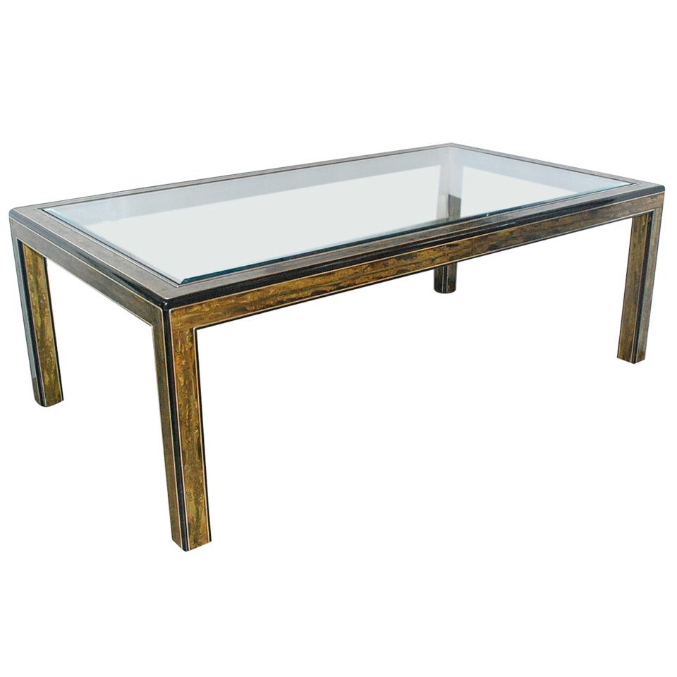 Extra large dining table by bernhard rohne for mastercraft for Extra small dining table