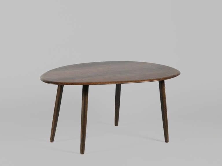 Danish Atomic Coffee Table At 1stdibs
