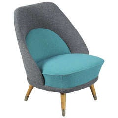 Danish Modern Atomic Chair