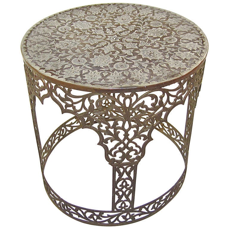 Bronze side table at 1stdibs - Archives departementales 33 tables decennales ...