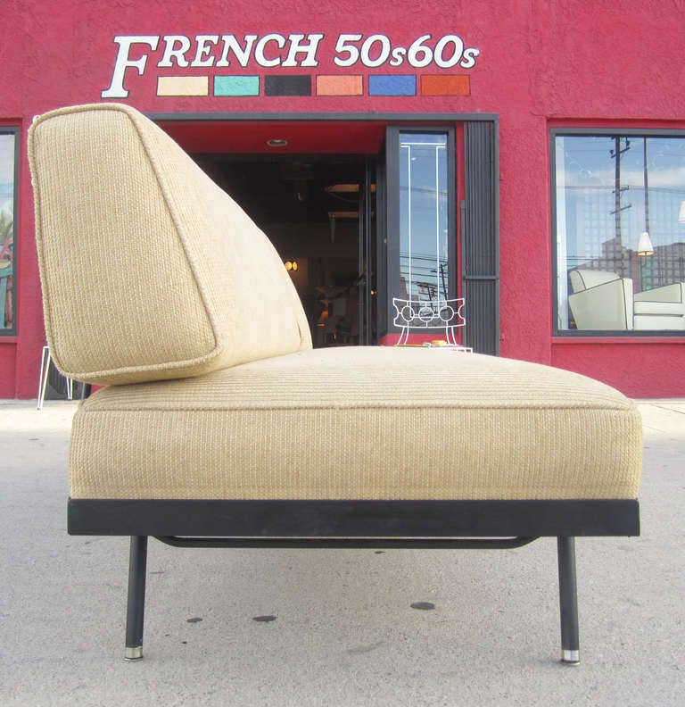 California Mid Century Modern: Mid-Century Modern Sofa With Table By Vista Of California