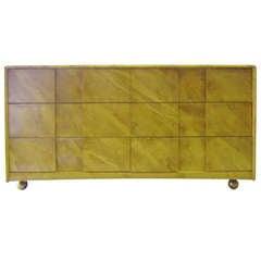 Custom Order Finish Dresser by John Van Koert for Heywood Wakefield