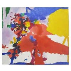 Splash by Gerald Campbell, 1981