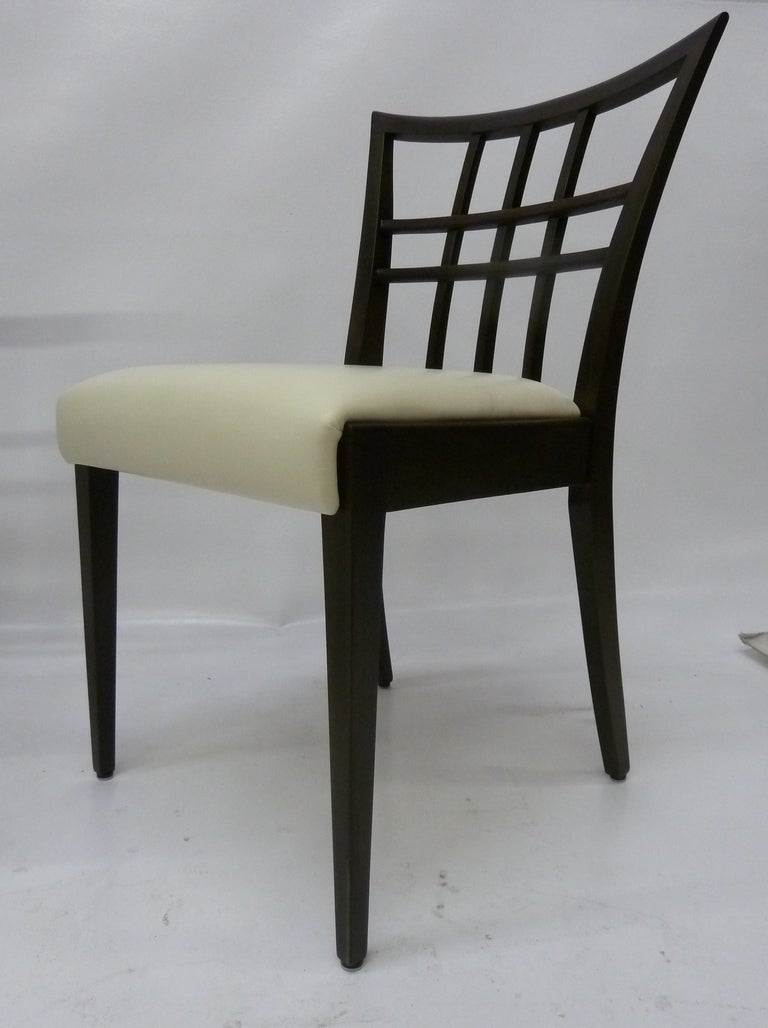 this mid century modern dining set by paul frankl for brown saltman is