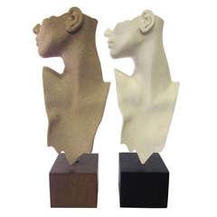 Sculptural 1970s Mannequin