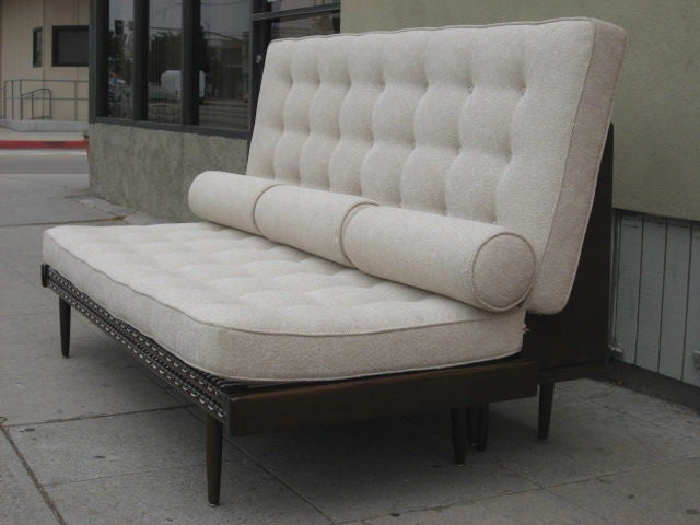 French Sofa / Twin Beds at 1stdibs