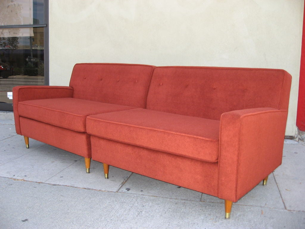 Versatile 1950 S Sectional At 1stdibs