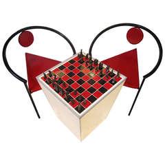 Michele de Lucchi  Chess Set