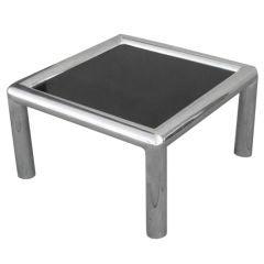 American Cast Aluminum Coffee Table by John Mascheroni