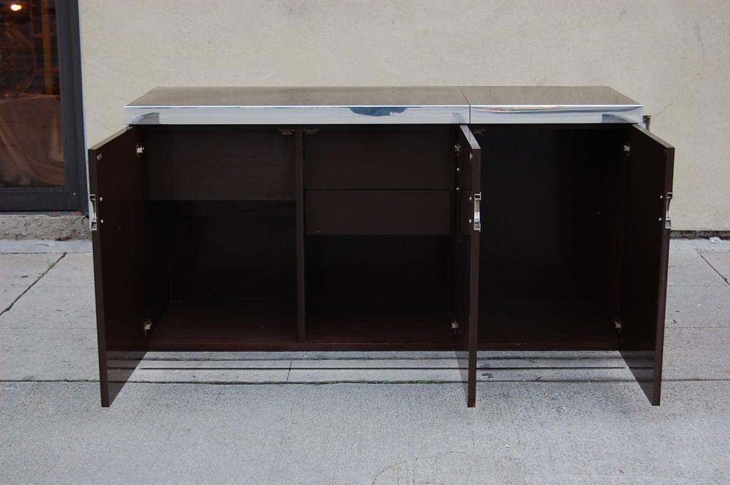 Bar/ Cabinet by Pierre Cardin 2