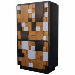 Whimsical High Boy Dresser by Lane Altavista