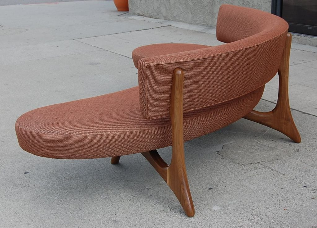 Floating Curved Sofa 3
