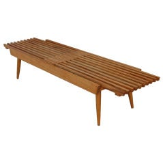 Minimal Design Extendable Coffee Table